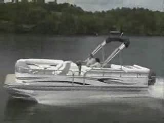 Veranda V22PST Pontoon from:boatbouy